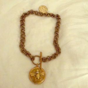 Jewelry - John Wind Modern Vintage Bee Necklace